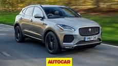jaguar suv e pace 2018 jaguar e pace review small jaguar suv driven