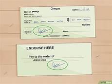 delai cheque de banque la poste 3 232 res de encaisser un ch 232 que bancaire wikihow