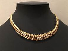 collier maille americaine or 750 176 176 176 18 carats 36 30 g neuf