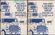ford lts 9000 wire diagram 1972 truck 1983 1985 ford l series truck repair shop manual ln lt lns ltl lts 600 9000