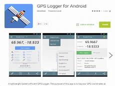 gps logger for android learnosm