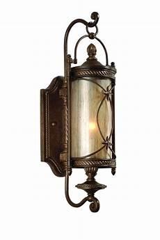 corbett lighting 76 21 moritz bronze finish wrought iron single light outdoor wall sconce from