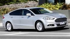 2015 Ford Mondeo Brings New Safety Tech Car News Carsguide