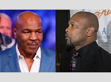 when is mike tyson and roy fight