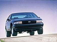 Inside The '94 '96 Chevrolet Impala SS  Hot Rod Network
