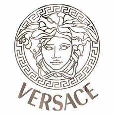 Malvorlagen Vatertag Versace 1 Aufkleber Logo Versace Aufkleber Mit Premium