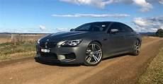 bmw m6 2017 2017 bmw m6 gran coupe review caradvice