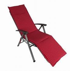 auflagen für relaxsessel auflage kettler f 252 r relax relaxsessel deckchair 170x50cm