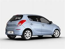 Hyundai I20 2013 3d Models Cgtrader