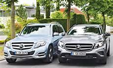 Mercedes Gla Erfahrungen - mercedes gla 250 4matic vs glk 250 4matic konzeptvergleich