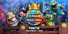 clash royale clash royale league world finals to take place in tokyo japan