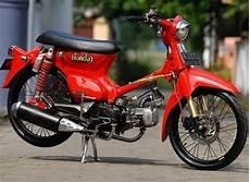 Modifikasi Motor Prima by Motor Jadul Astrea Prima Modifikasi C70 Klasik Jari Jari