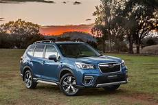2019 subaru forester review ozroamer