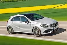 gamme mercedes classe a mercedes a klasse fl iaa 2015 vorstellung motoren
