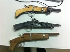 diy percussion pistols of brazil s quot dashing quot highwaymen