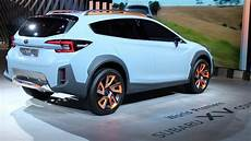 subaru xv 2020 new concept car review car review