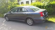 toyota avensis sedan generation t25 facelift 2 0 d 4 vvt i