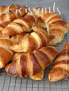 recette croissant au beurre boulanger croissant comme chez le boulanger recette cuisine