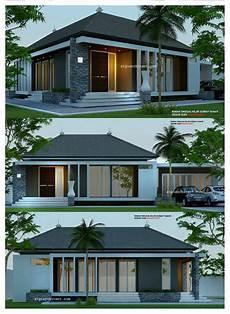Ciri Khas Membuat Desain Rumah Bali Sederhana Dan Contoh