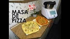 receta de masa de pizza monsieur cuisine connect lidl