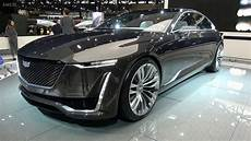 2019 cadillac escala chicago auto show 2018 youtube