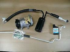 automotive air conditioning repair 2001 jeep grand cherokee auto manual new a c ac compressor kit fits 1999 2001 jeep grand cherokee 4 7l ebay