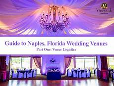 your guide to naples wedding venues vineyards country club
