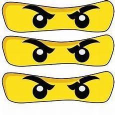 Ninjago Malvorlagen Augen Quiz Ninjago Basteln Vorlage Augen Geburtstag In 2019