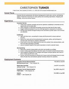 see our top customer service resume exle