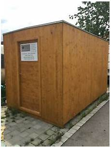 b 252 rocontainer baucontainer lagercontainer aus holz ebay