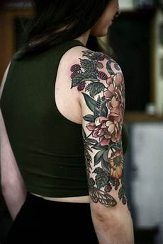 1001 ideas for cool tattoos for and their meaning - Frau Arm
