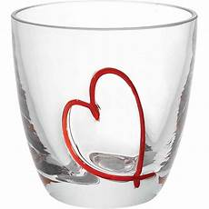 set bicchieri guzzini set 6 bicchieri in vetro guzzini bicchieri
