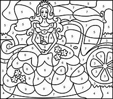 color by number princess coloring pages 18139 princesse printable color by number page princess coloring pages coloring pages