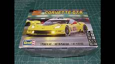 revell corvette c7r model kit review 85 4304