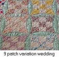double wedding ring quilt pattern a history of