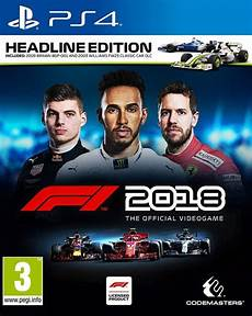 f1 2018 review ps4 push square