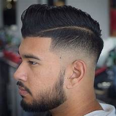 25 best haircuts for guys with round faces 2020 guide fade haircut best fade haircuts