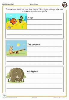 interlude expanded noun phrases year 5