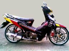 Variasi Motor Bebek by Oracle Modification Concept Modifikasi Motor Bebek Jdm Style
