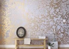 papier peint design dor 233 contemporain salon