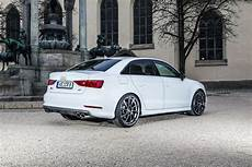 Audi Tuning Abt Tuned S3 Sedan Does 0 100km H In 4 5s