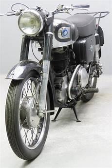 ajs 1956 16ms 350cc 1 cyl ohv 2902 yesterdays