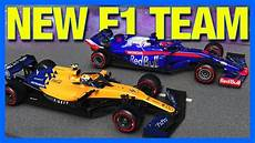 F1 2019 Career Mode New F1 Team For 2019 Part 2