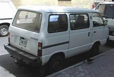 Subaru Libero Nachfolger - subaru libero