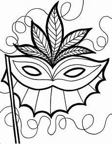 Malvorlagen Faschingsmasken Free Mardi Gras Coloring Pages For Adults In 2020