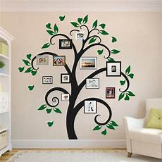 Picture Frame Tree Wall Decal Tree Decals Trendy Wall