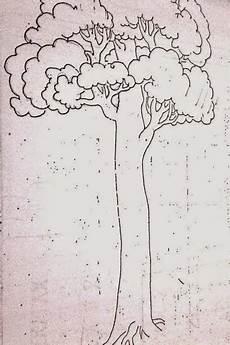 Tes Kemuan Menggambar Orang Pohon Dan Rumah