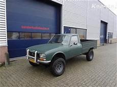 Peugeot 504 Up Peugeot 504 Up 4x4 Dangel Uniek