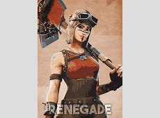 Renegade   FortNite en 2019   Video game art, Gaming
