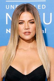 See Khloe Kardashian S Platinum Blonde Hair Color